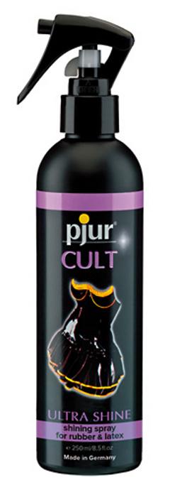 Pjur Cult Ultra Shine - pro latex oblečení 250 ml