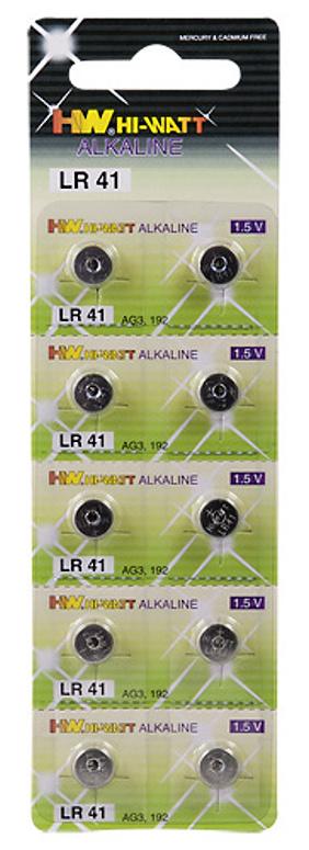Battery LR 41