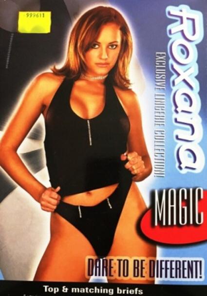 Sexy dvoudílná souprava Magic