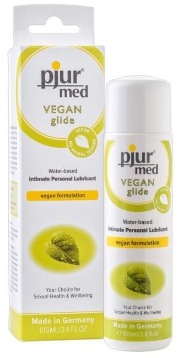 Lubrikační gel pjur med Vegan Glide 100 ml