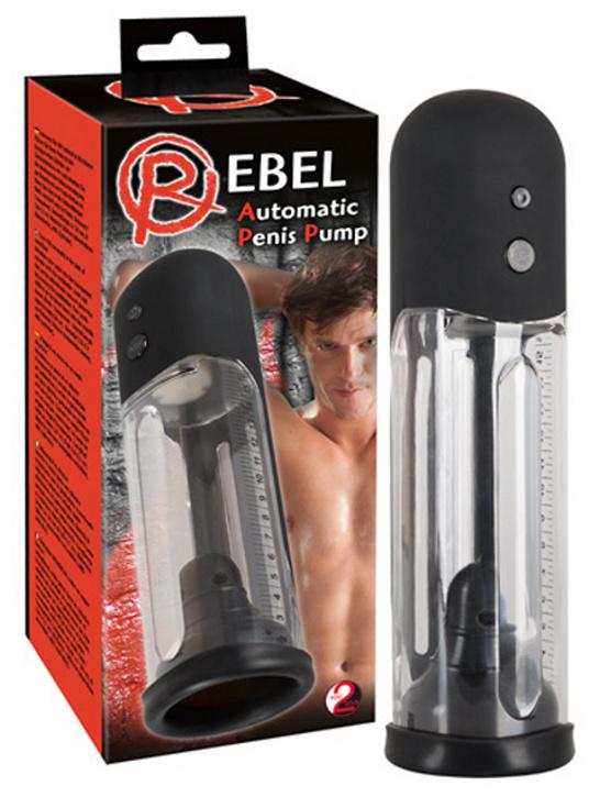 Automatic Penis Pump
