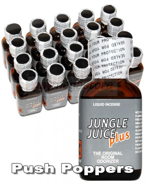 Poppers Jungle Juice Plus 24ml