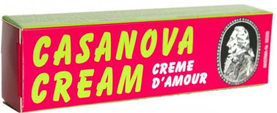 Casanova creame