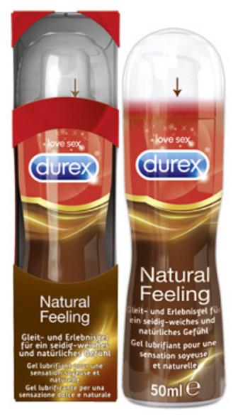 Durex Natural Feeling 50 ml