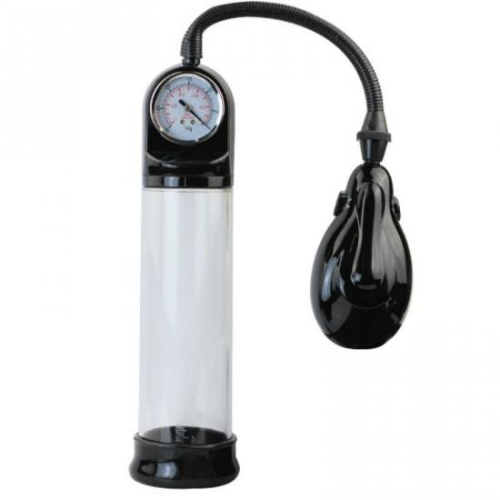 Automatic Erection Pump With Pressure Gauge