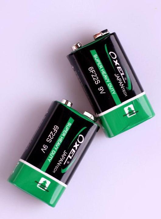 Baterie 9V OXEL