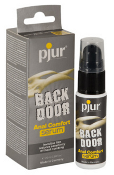 Back Door Anal Comfort Serum - 20 ml