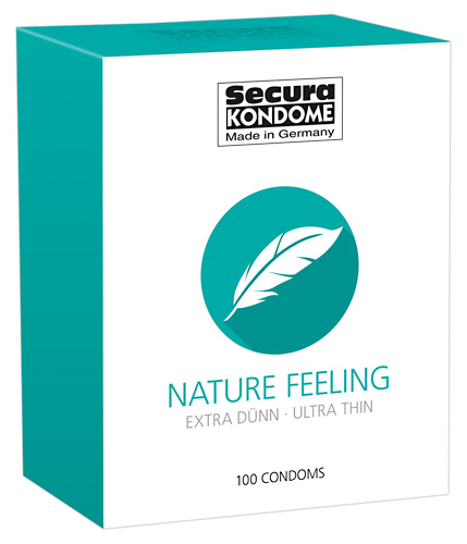 Secura Nature feeling 100 ks
