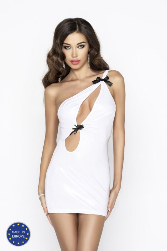 Passion CORNELIA DRESS white XXL/XXXL