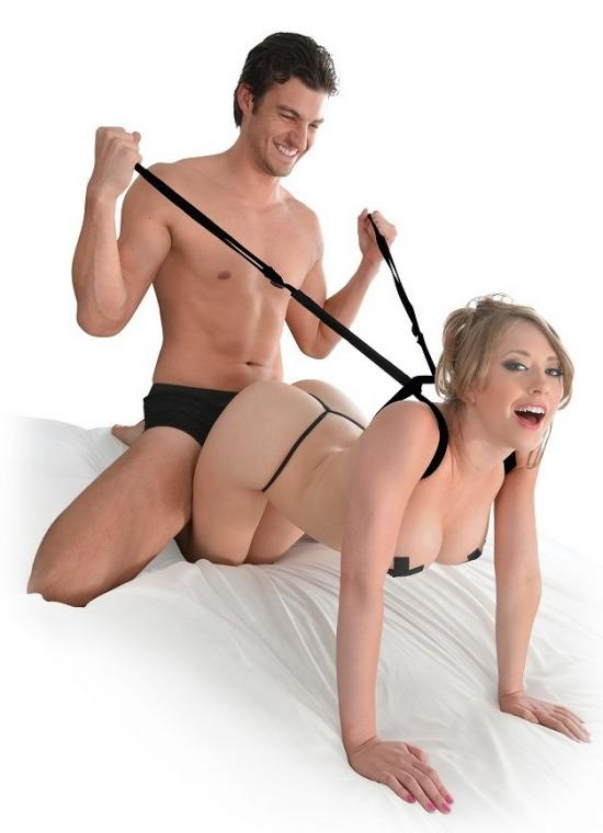 Fetish Fantasy Giddy-Up Harness