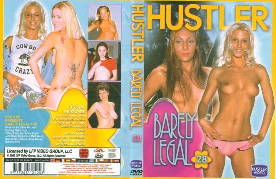 Hustler Barely Legal 28