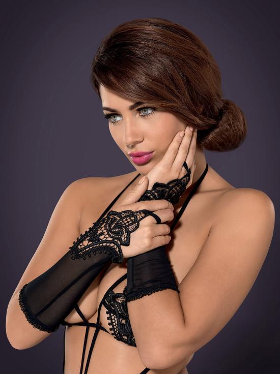 Bielizna-Luiza rukavice bez prstů
