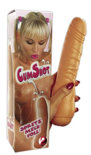 Vystřikující masturbátor Cum Shot