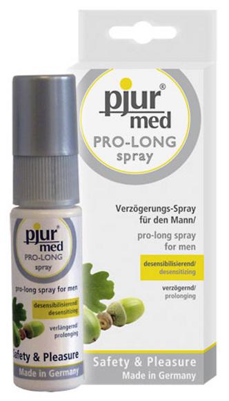 Pjur med PRO-LONG spray 20 ml