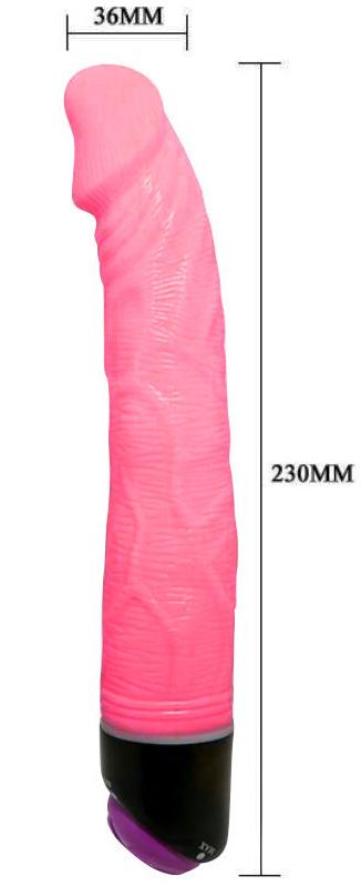 Baile Adour Clstic Vibrator Pink