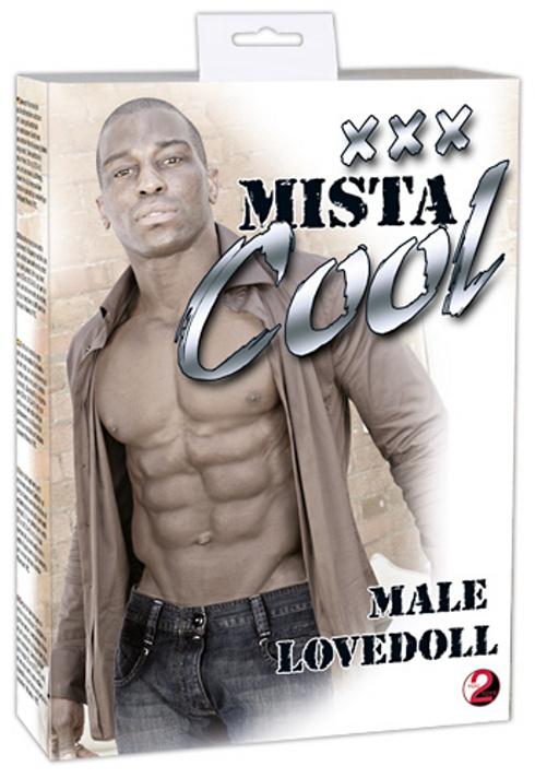 Nafukovací černoch XXX Mista Cool