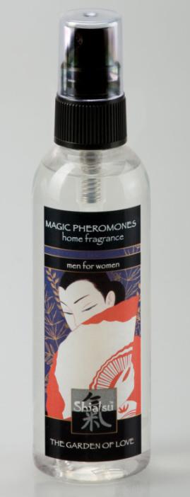 Fragrance, magic pheromones for women