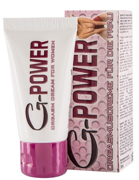 G-Power Orgasmuscreme 30ml
