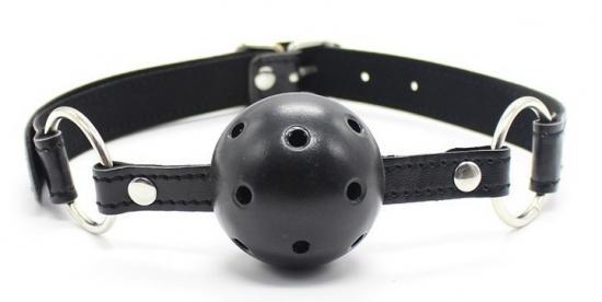 Breathable Ball Gag roubík