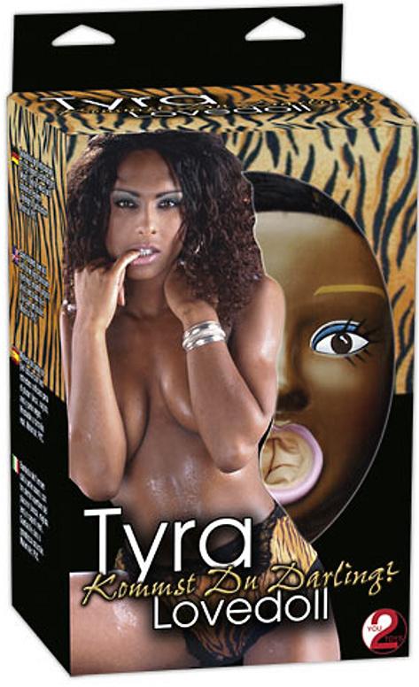 Nafukovací panna Tyra Lovedoll