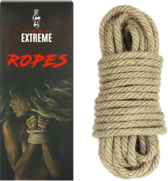 Bondage Hemp Rope 10m