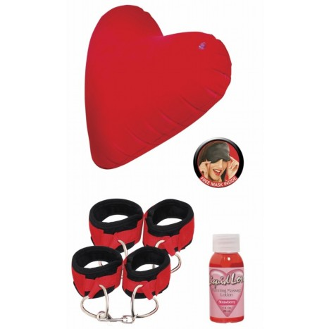 Fetish Fantasy FF LOVERS BONDAGE KIT