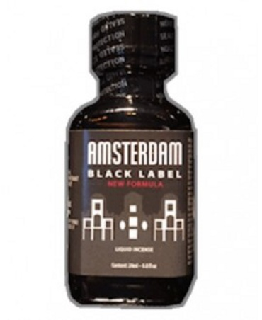 Poppers Amsterdam Black Label 24m