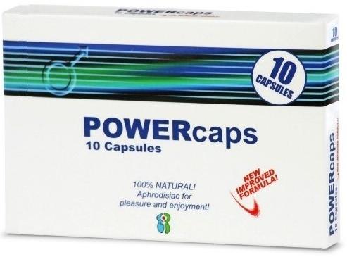 POWERcaps 10 tbl.