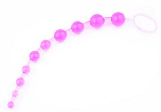 Backyard Anal Beads Pink