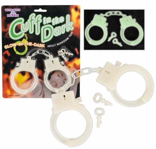 Plastic Handcuffs »Cuff in the Dark«