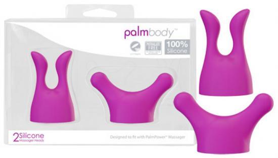 Nástavce Palmbody pro masážní hlavici PalmPower