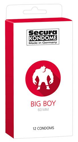 Secura Big Boy 60mm x 12