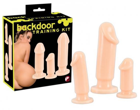 Backdoor Training Kit