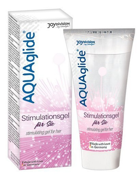 AQUAglide Stimulating Gel 25 ml