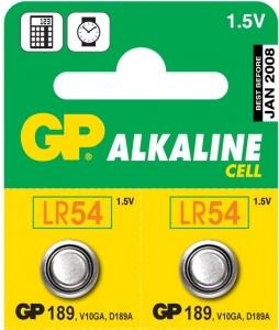 Baterie GP/TINKO LR54