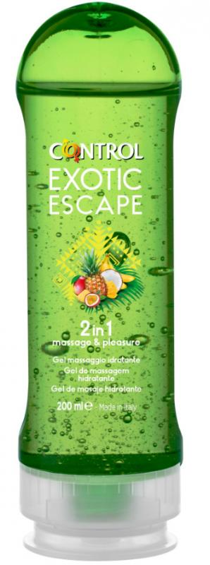 2v1 Massage  Pleasure Exotic 200ml