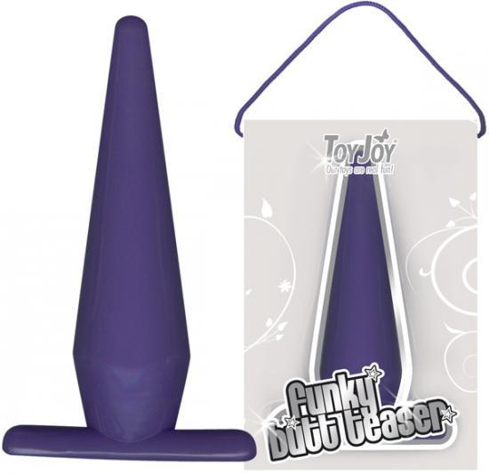 """Anální kolíček """"Funky But Teaser Purple"""""""