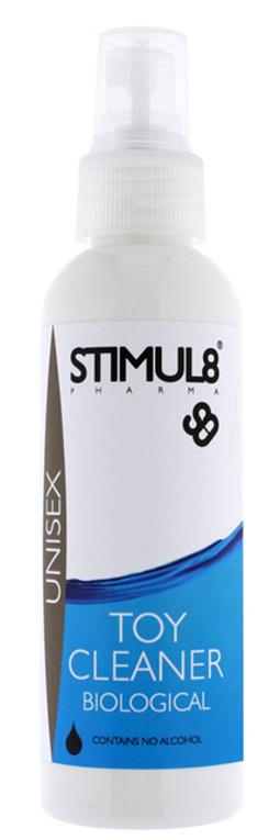 Čistící prostředek na erotické pomůcky Stimul8 150 ml