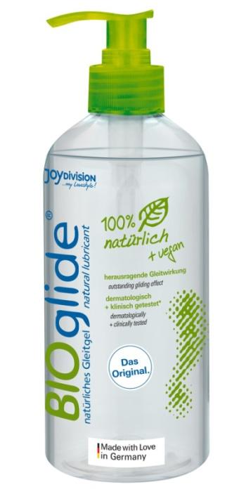 Lubrikační gel Bioglide s pumpičkou 500ml