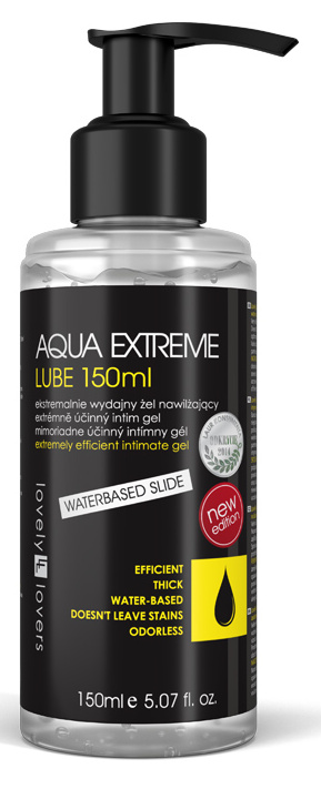 AQUA EXTREME Lube gel 150ml