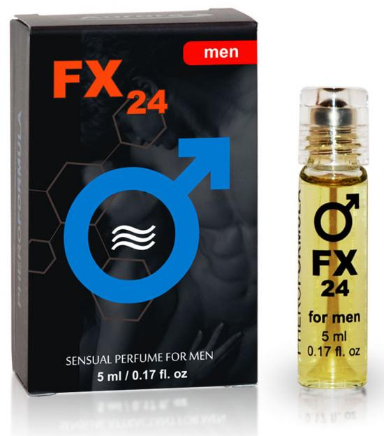 FX24 Sensual Perfume for men 5 ml