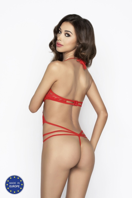 Passion ADARA BODY red S/M