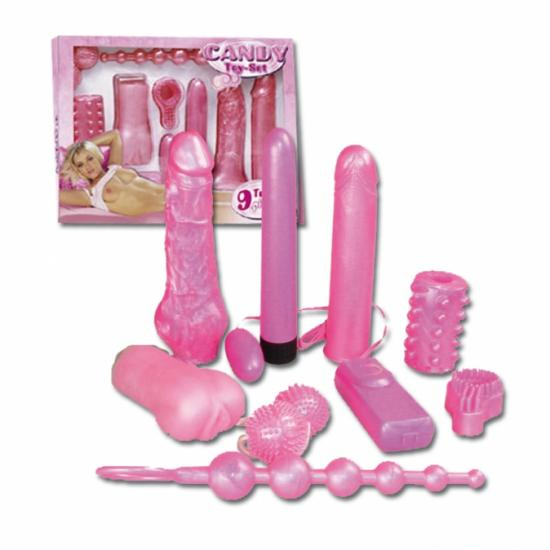 Candy Toy-Set