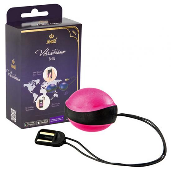 Vibratissimo Single Ball