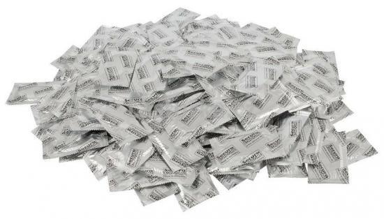 Kondomy Secura Red 10ks
