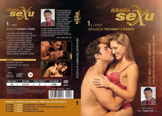 Sexuální techniky a pozice - Škola sexu DVD 1