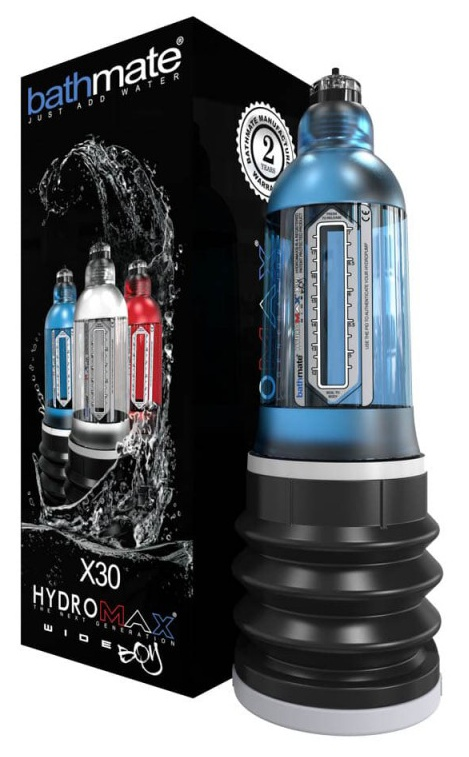 Hydromax-X30 Wide Boy Blue