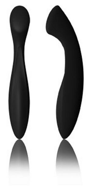 Černé dildo Lelo Ella,19 cm