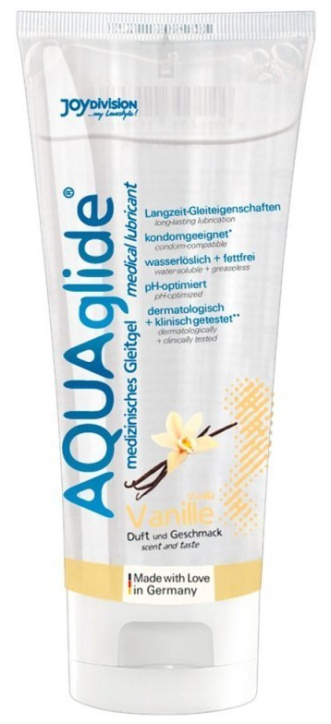 AQUAglide Vanille 100 ml