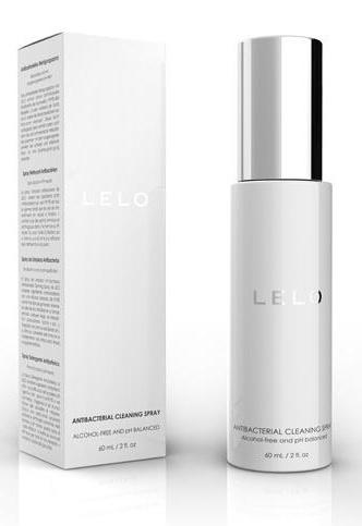 Lelo - Antibakteriální čisticí sprej LELO 60 ml